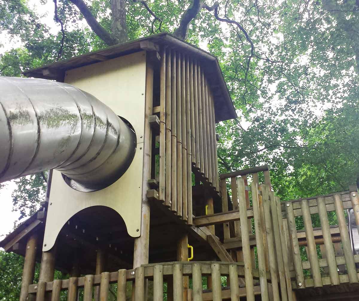 Coram's Fields Playground