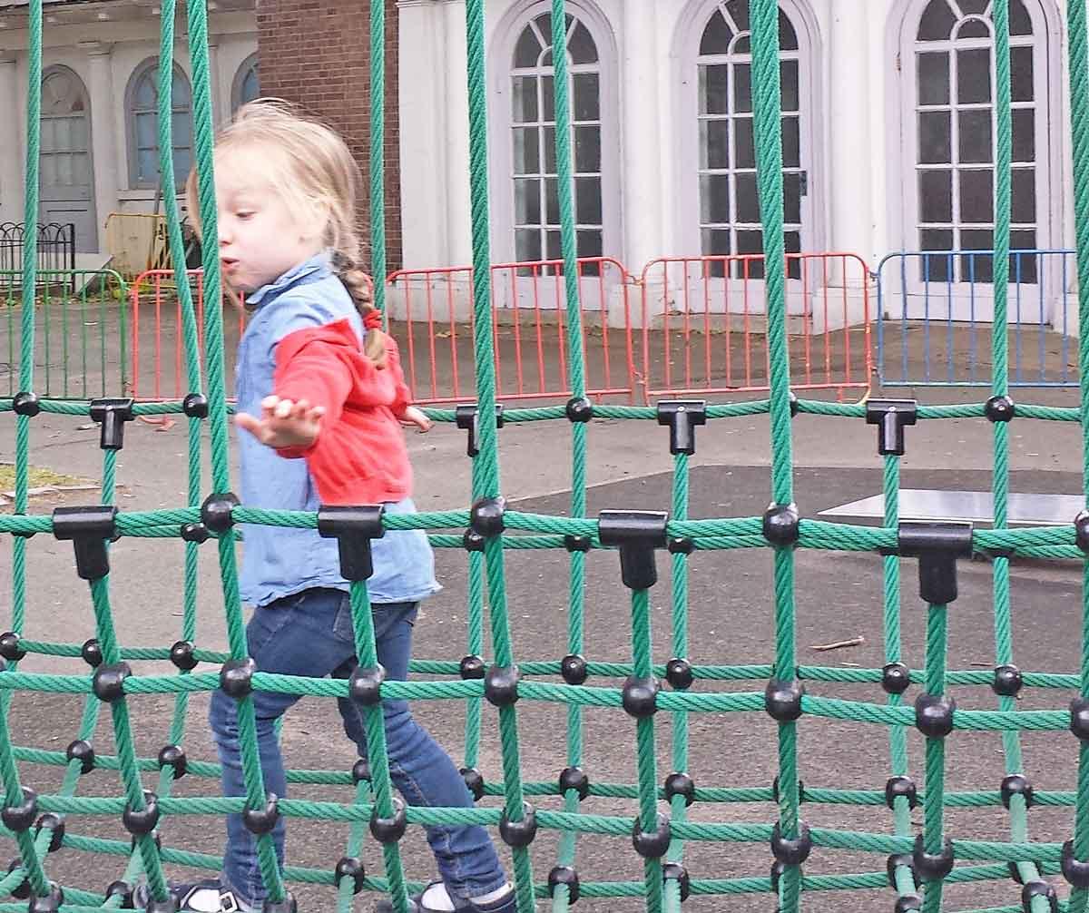Coram's Fields Playground London