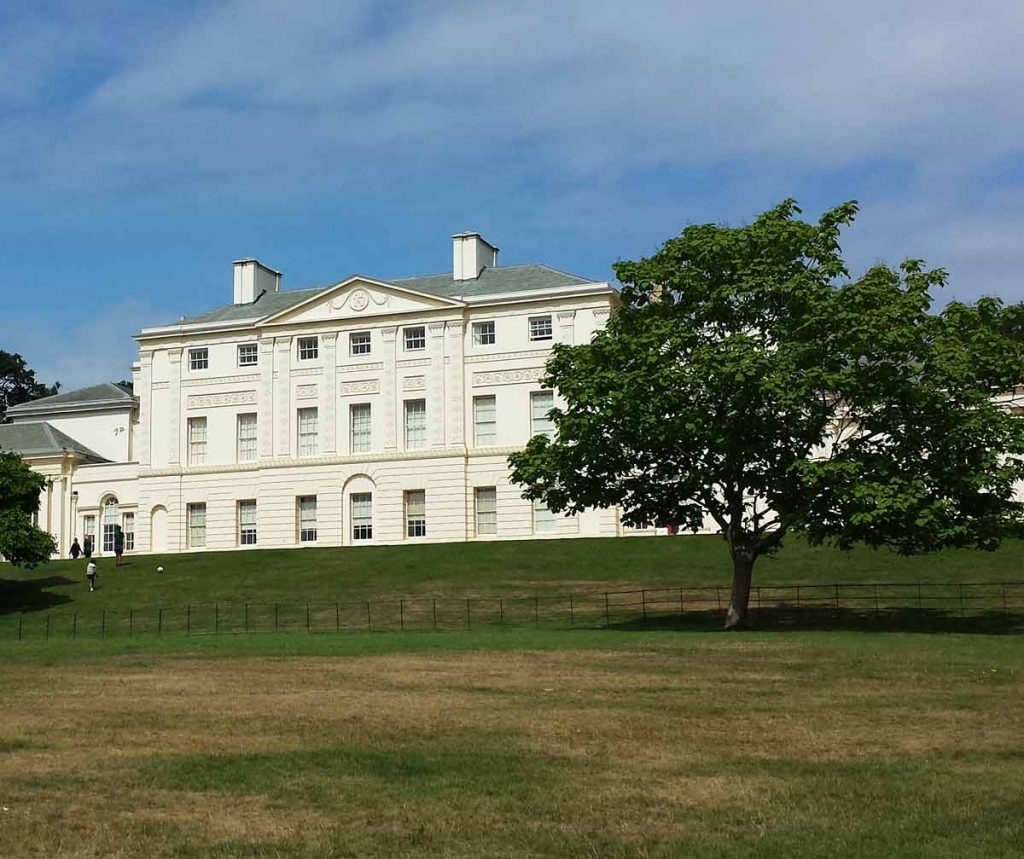 Kenwood House on Hampstead Heath