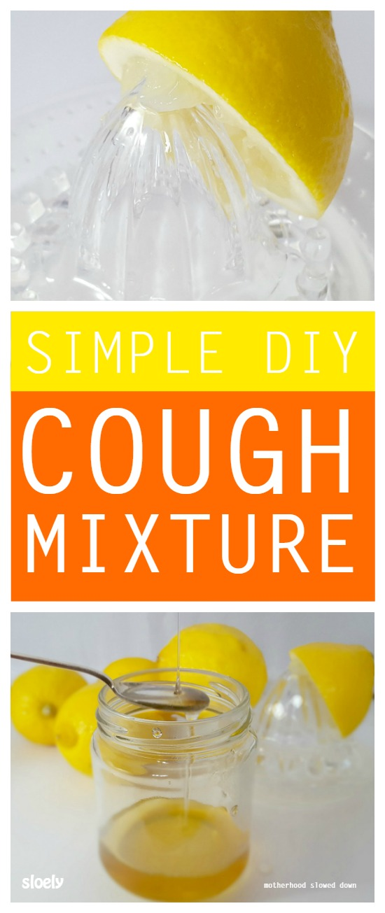 natural cough mixture