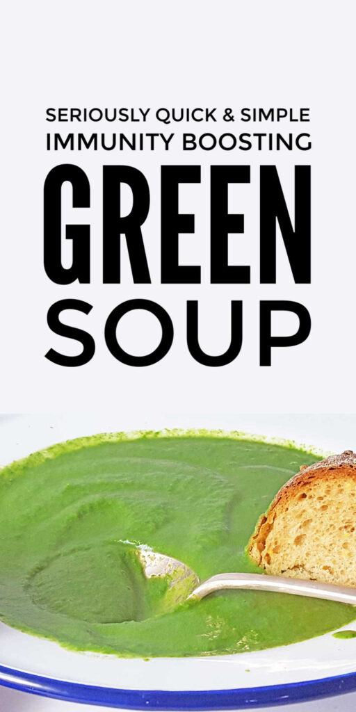 Simple Green Soup