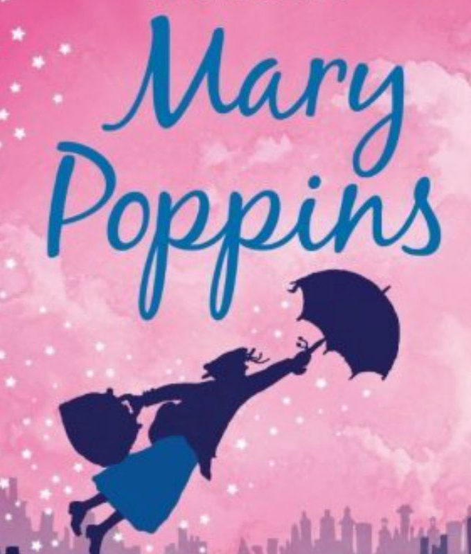 Mary Poppins - if you love the movie, read the original book, it is even cooler and quirkier #marypoppins #kidsbooks