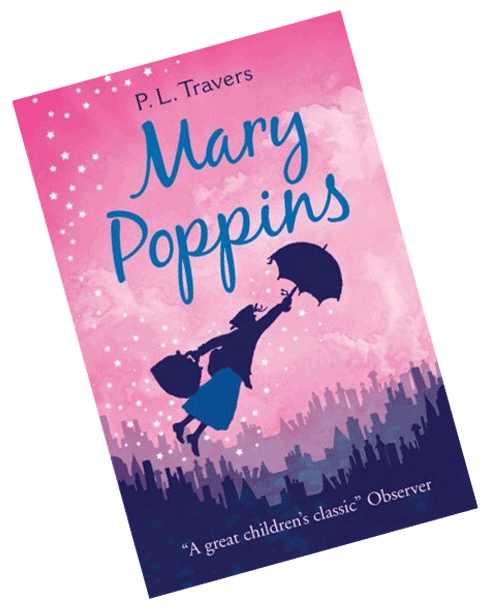 Mary Poppins P.L.Travers