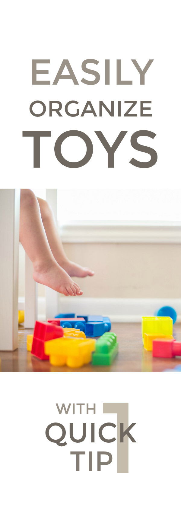 Easily organize kids toys with this genius DIY dollar store hack. It may be a budget solution - cheaper than IKEA - but it's a brilliant way to tame the clutter of soft toys, bricks, trains and more in the living room, bedroom or playroom. And even works in small spaces. #organize #clutter #storage #playroom #toys