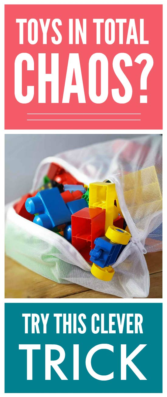 Toys in total chaos - try this one smart trick