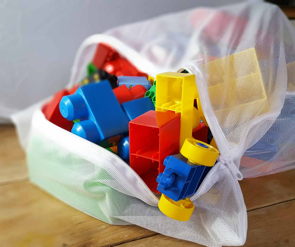 simple toy storage