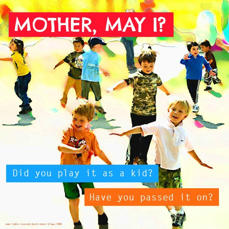 Image result for images of children playing mother may i