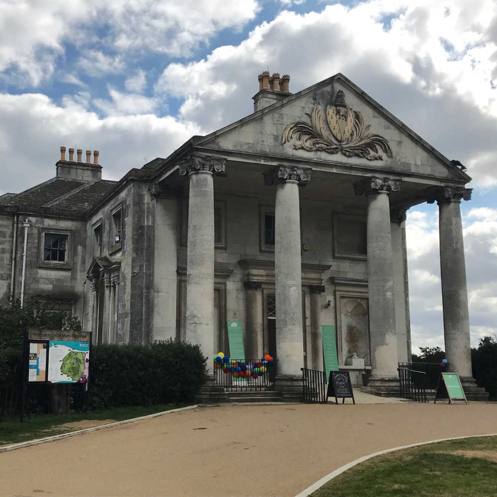 Beckenham Place - Historic House South London
