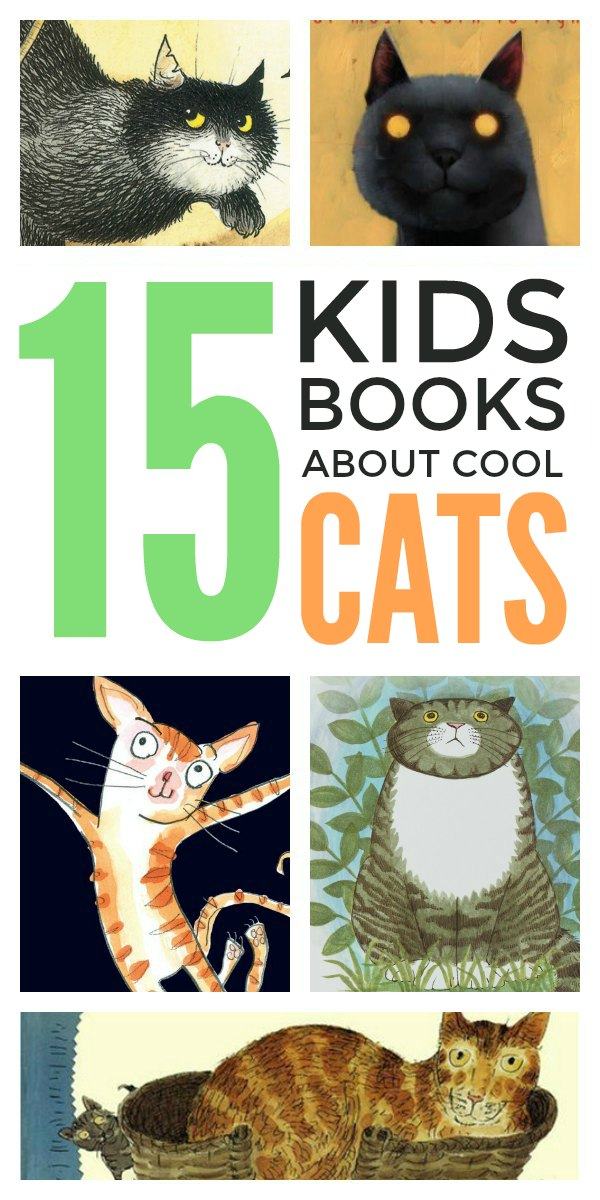 Kids book lists - the best children's fiction literature about cats. Everything from preschooler picture books to the best early chapter books and adventure books for KS2 kids in junior and middle school including great kids science fiction #kidsbooks #childrensbooks #cats #kidsliterature #booklists #booknerd #booklover