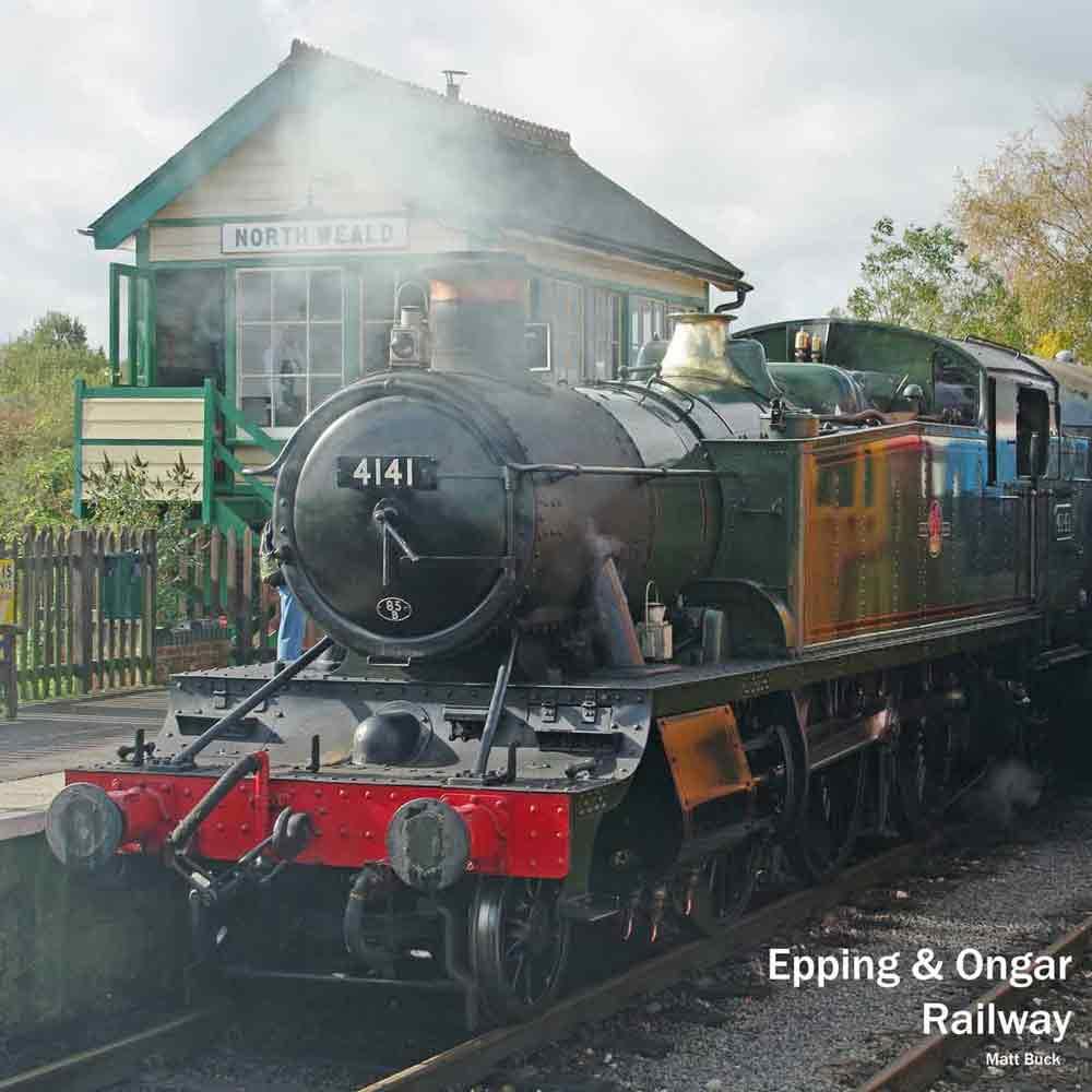 London steam trains