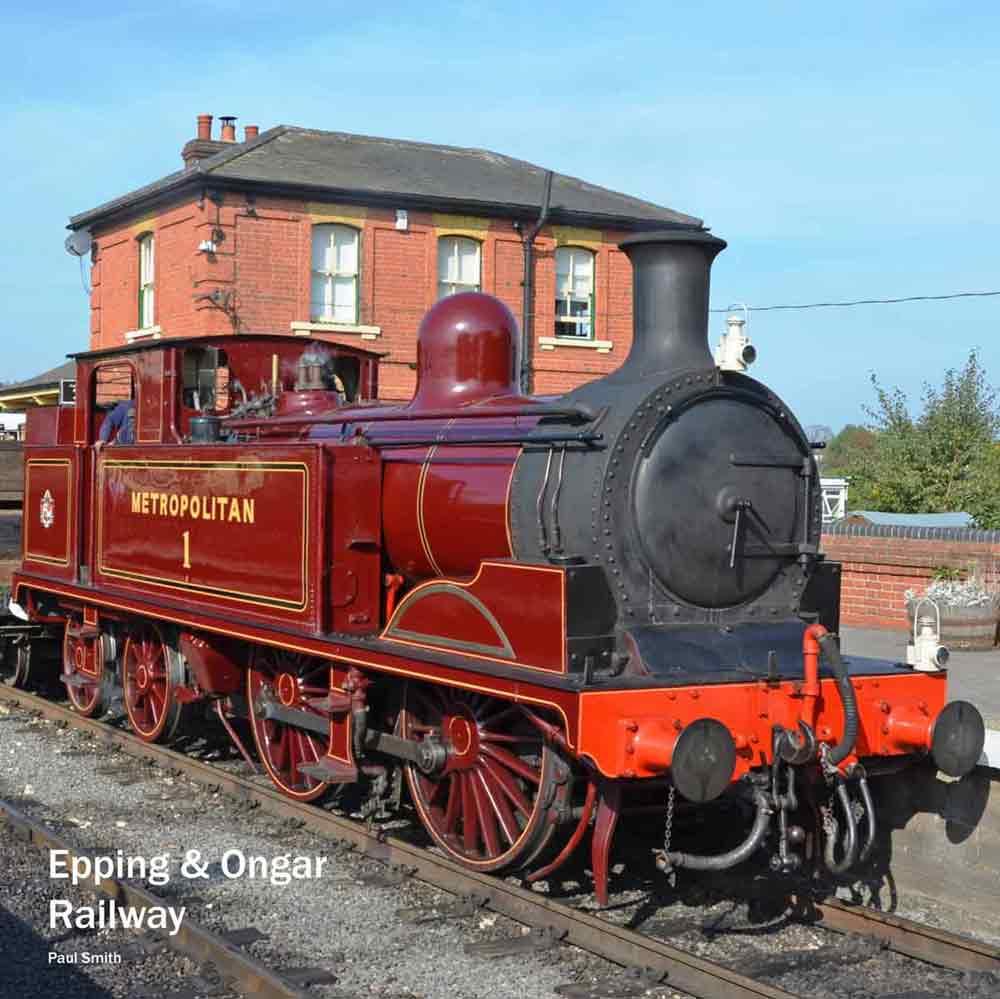 London steam trains - Epping & Ongar