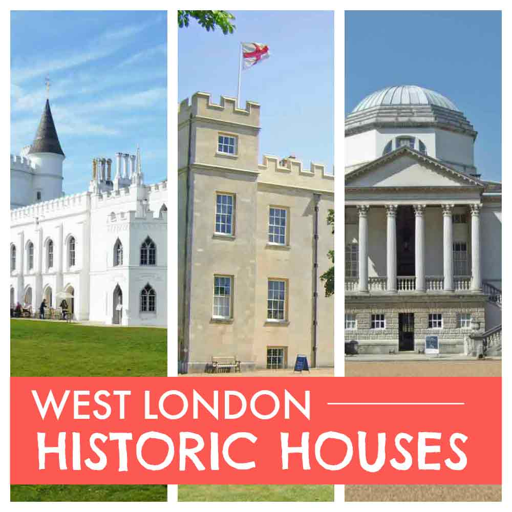 West London historic houses that are perfect for a family day out