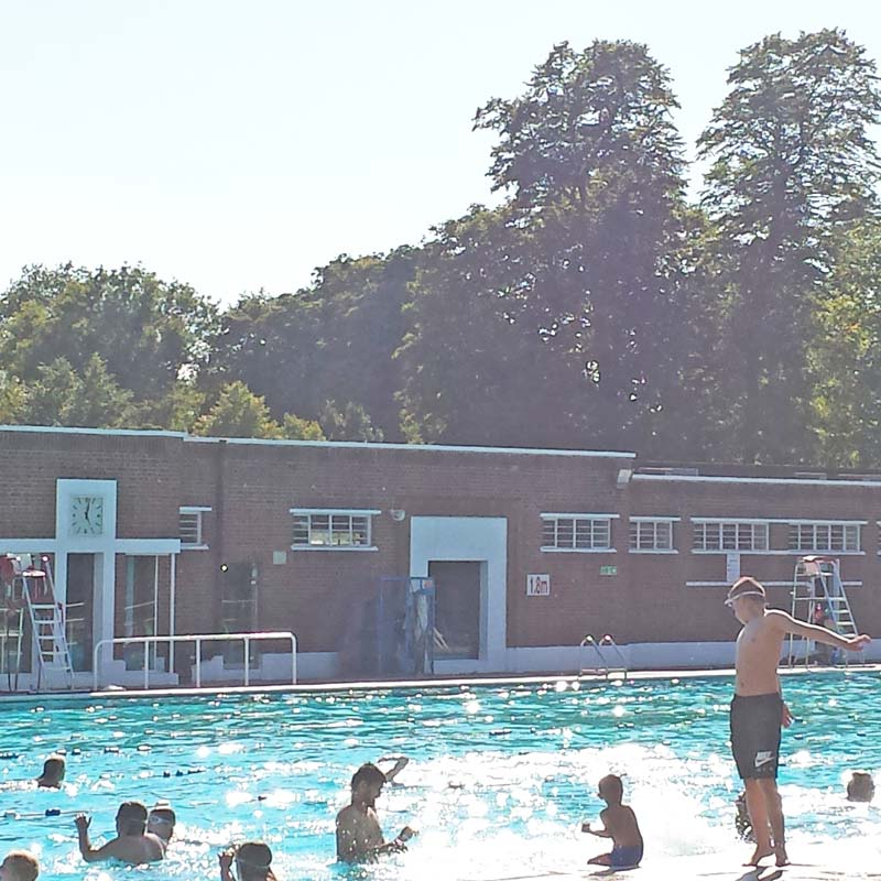 London Outdoor Pools