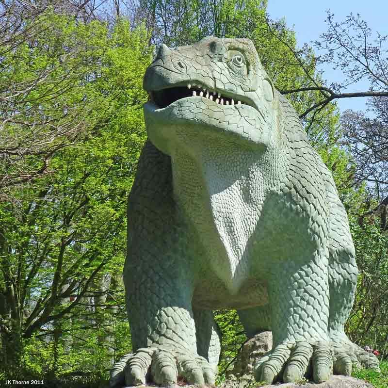 Dinosaurs Crystal Palace
