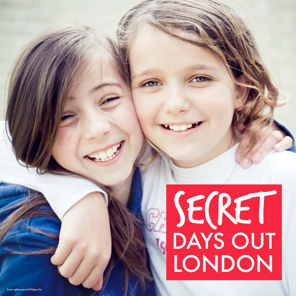 Secret days out in London with kids