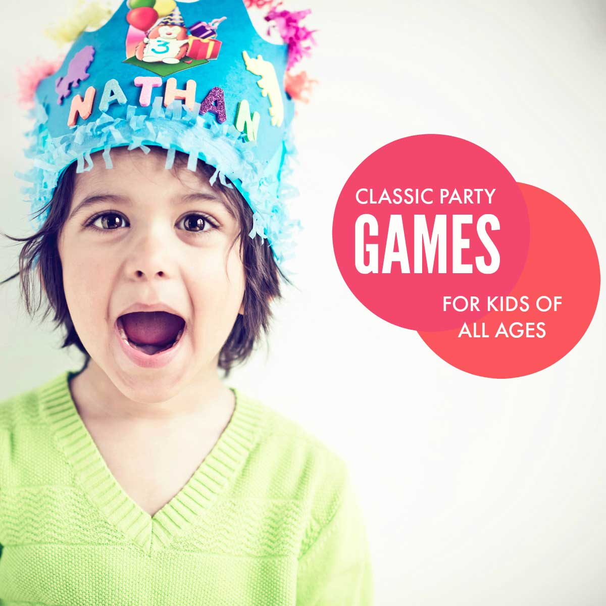 Classic children's party games