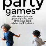 Classic Party Games For Kids