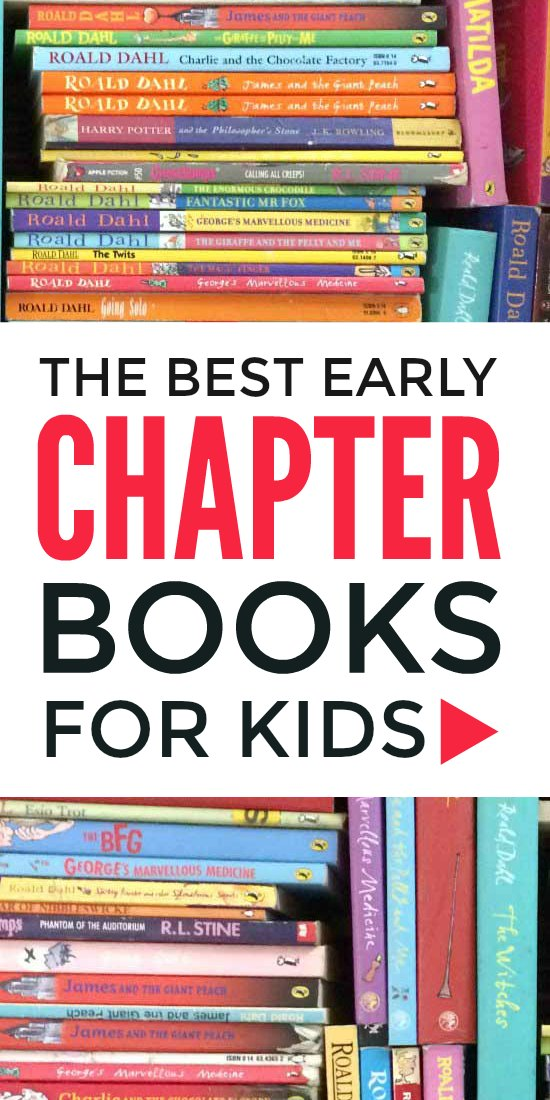 First chapter books for boys and for girls - these reading lists of classic chapter books for kids are awesome for parents and families to read aloud with preschoolers and kindergarten children but also cool for teachers and elementary and middle school students #kidsbooks #childrensbooks #booklover #bookreview #chapterbooks #learntoread #goodbooks #goodreads #bookaddict #booknerd