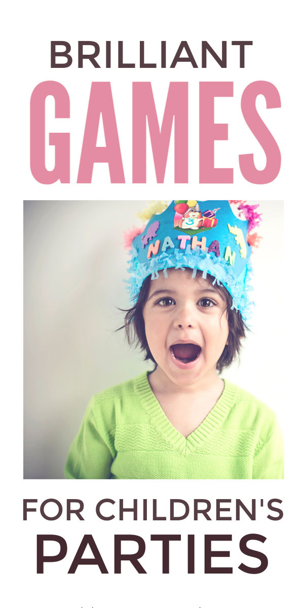 The best simple kids party games for some good old fashioned traditional fun at birthday, Christmas and backyard parties. And most of them involve no equipment or prep #kidsparties #birthdayparty #partygames #birthday #party #parties