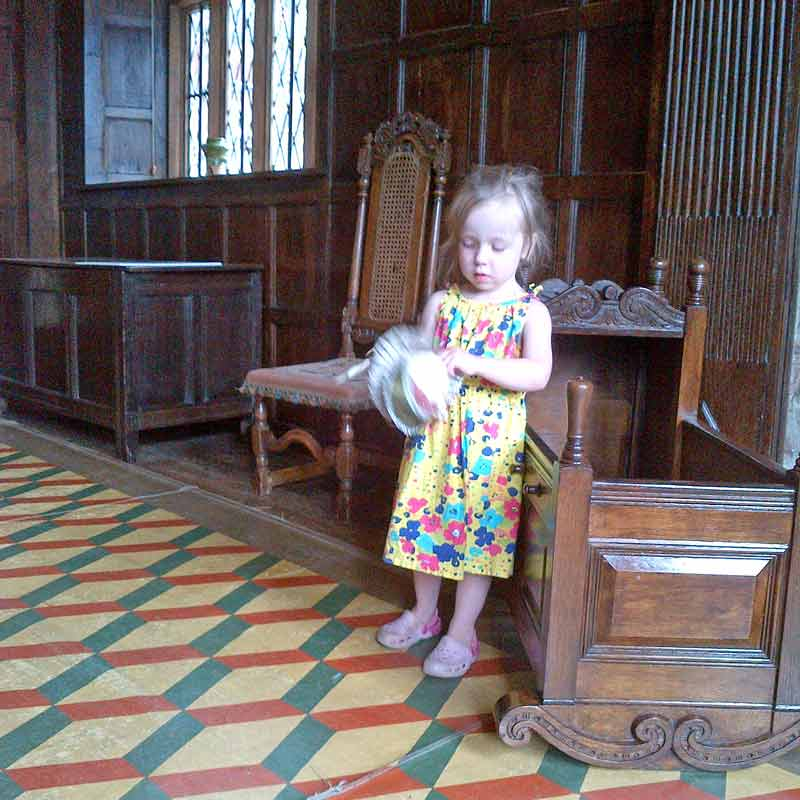 Tudor Sutton House Hackney is a National Trust gem in east London where the whole family can step back in time and explore Tudor life.