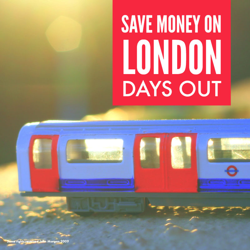 Save money on London days out