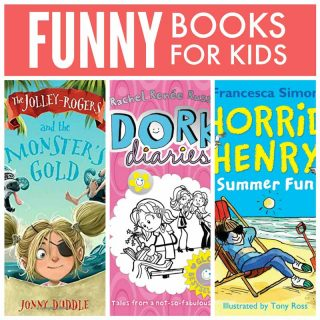 Funny books for kids