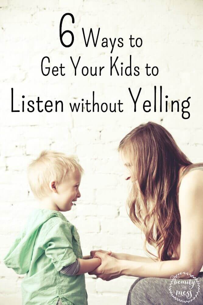 How to stop yelling at our kids and losing our temper when they're not listening or having tantrums and we're in the grip of an angry mom moment. Plus positive parenting tips and techniques that help prevent the hurt and long term effects of yelling on our relationships with our children. #yelling #anger #tantrums #parenting #calmdown #positiveparenting