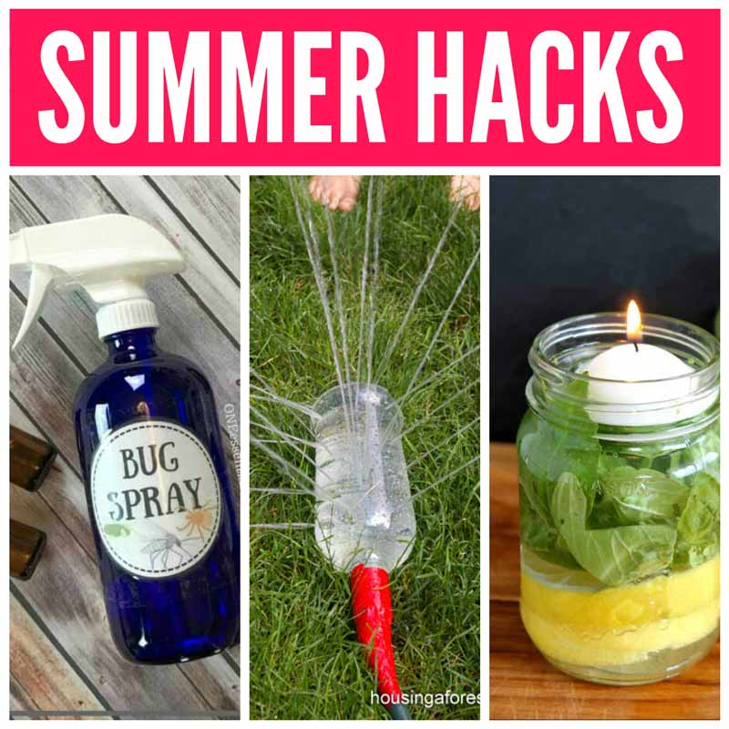 Brilliant summer hacks