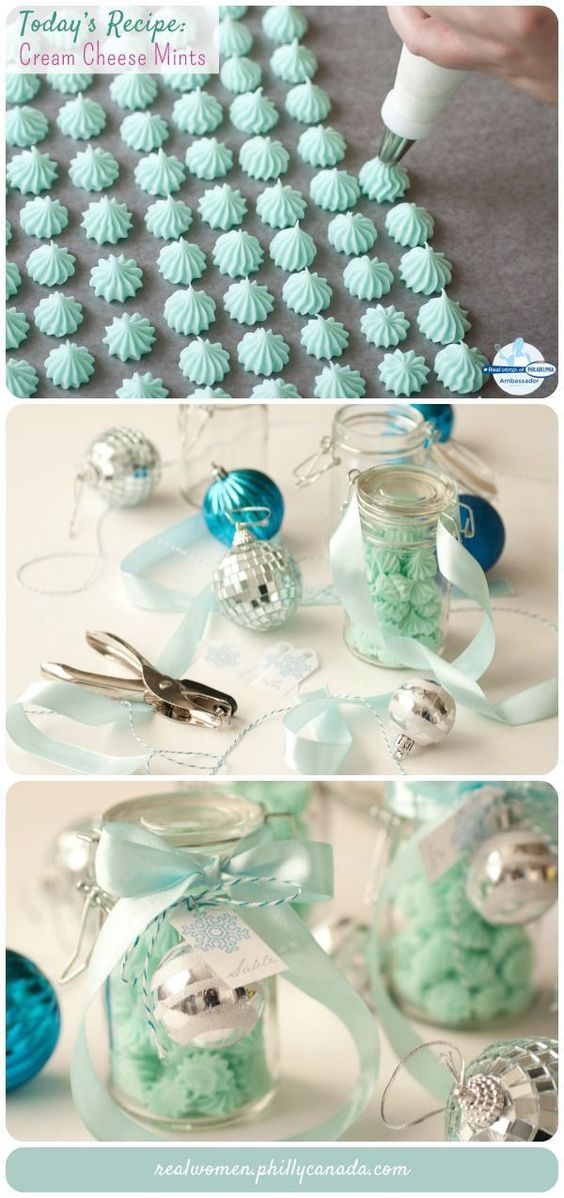 Make these yummy Christmas mints in just 20 minutes