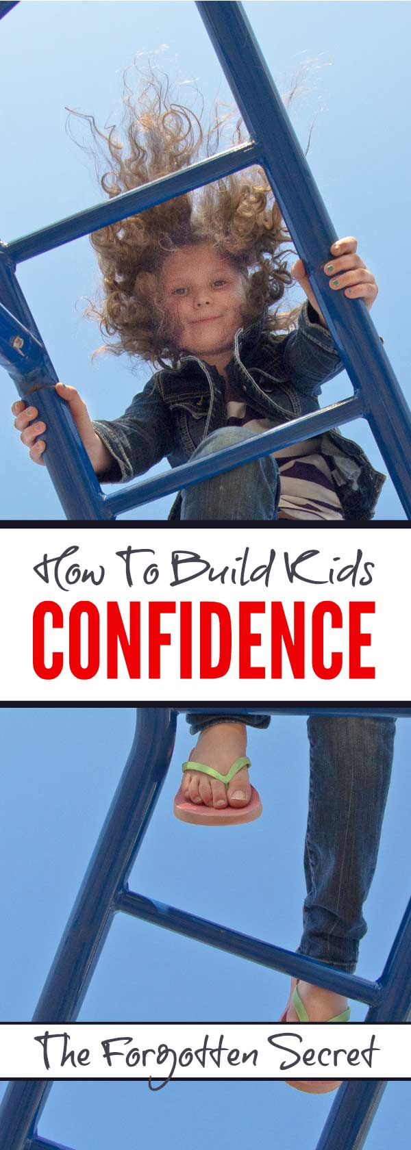 Simple positive parenting ideas, tips and activities to build kids confidence, resilience and independence and help children learn and develop the self esteem, coping skills and growth mindset to manage and relieve anxiety from when they are as young as toddlers right up to their teens #parenting #positiveparenting #growthmindset #selfesteem #resilience #copingskills #kids #confidence