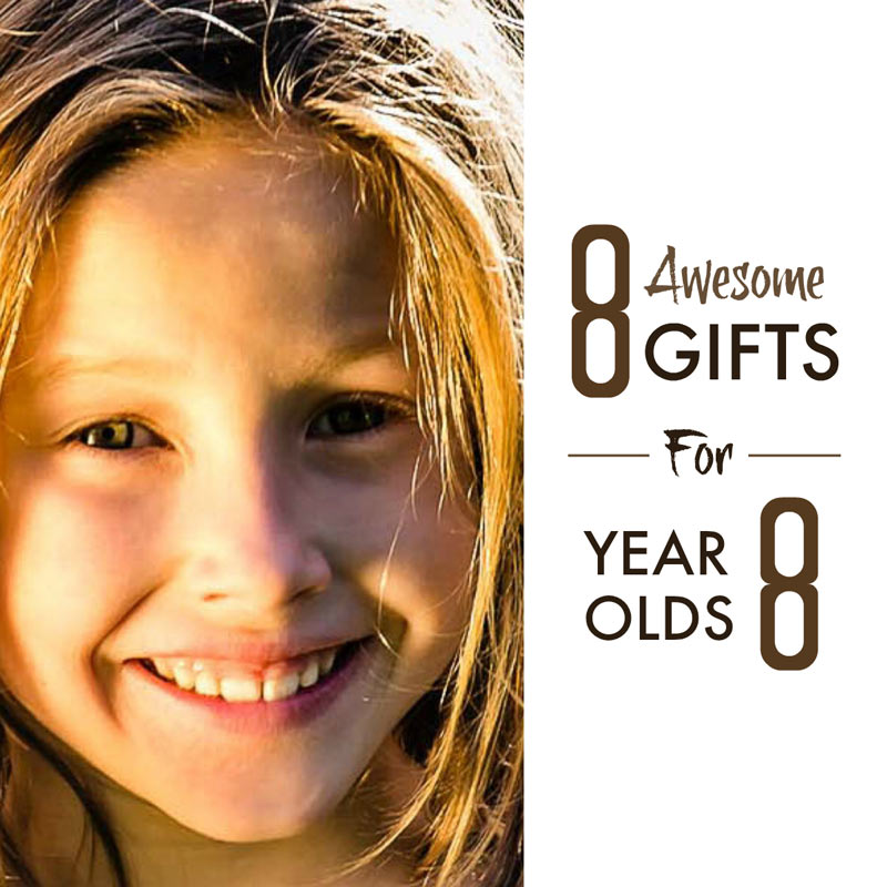 Gifts for 8 year olds - 8 awesome Christmas and birthday ideas for kids who are growing up fast
