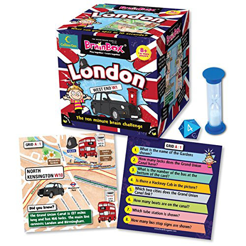 London family games and puzzles - Brainbox