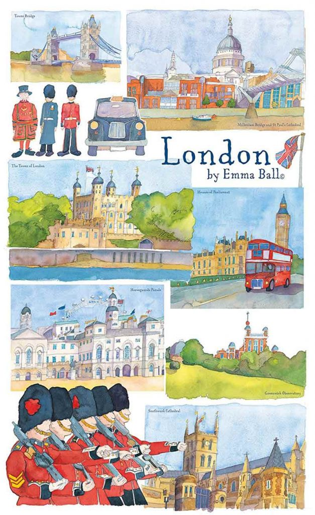 London family games and puzzles - jigsaw