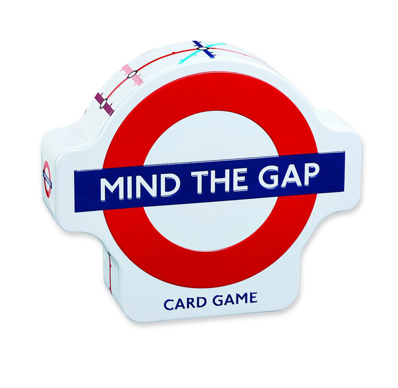London family games and puzzles - Mind The Gap