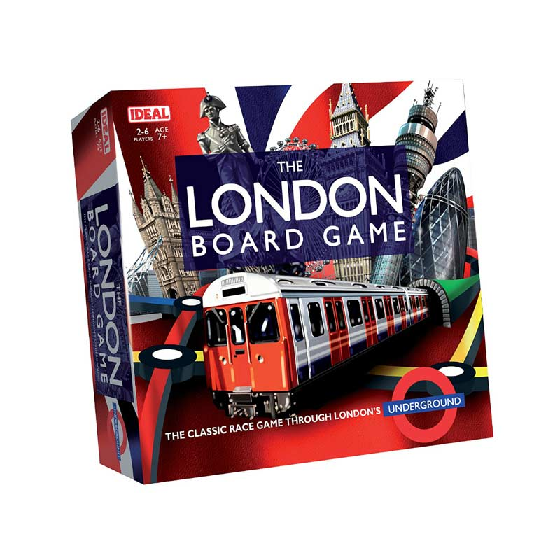 London puzzles and games