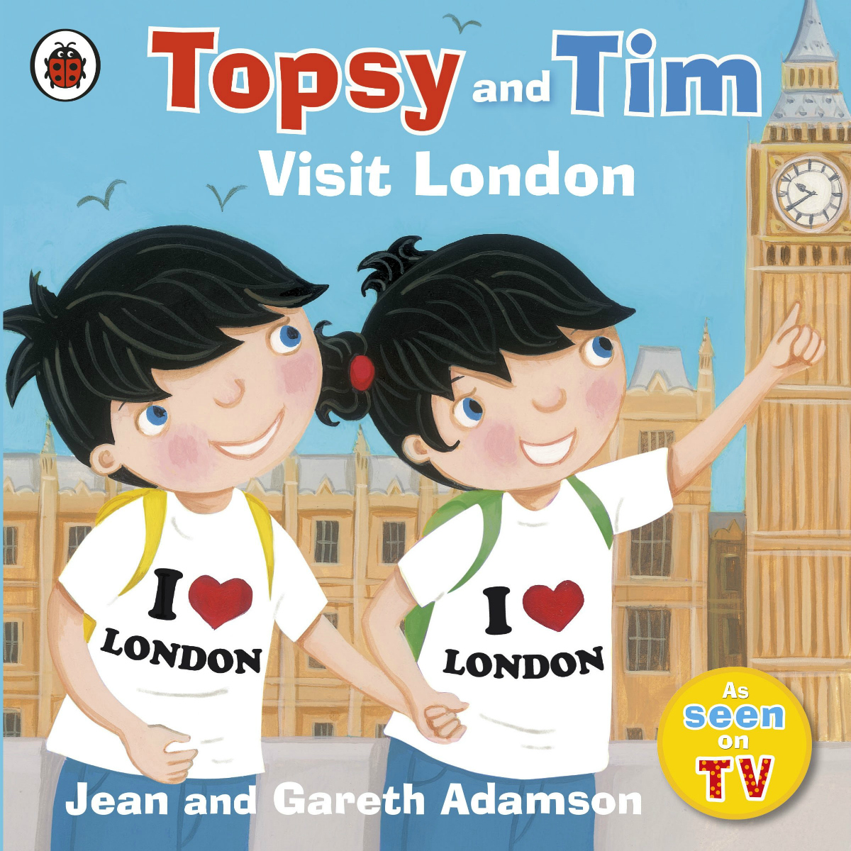 London books for kids - Topsy and Tim #kidsbooks #bookreviews #kidlit #london