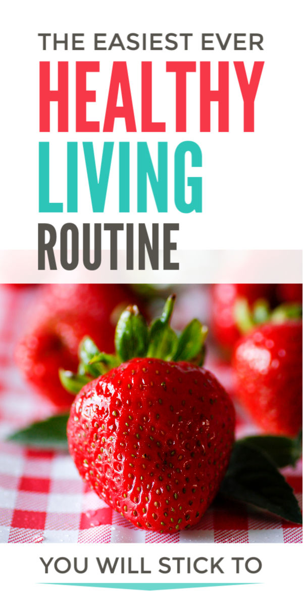 Healthy living tips for a feel better, selfcare daily routine for losing weight - these simple lifestyle changes and habits will improve your health and nutrition and detox your body whilst providing the motivation to stick to your diet plan without fancy healthy eating recipes #health #healthyeating #healthyfood #healthyliving #healthyhabits #routine #habits #healthylifestyle #weightloss #loseweight #diet #healthytips #selfcare #dietmotivationtips #healthychoices #healthyrecipes #healthysnacks