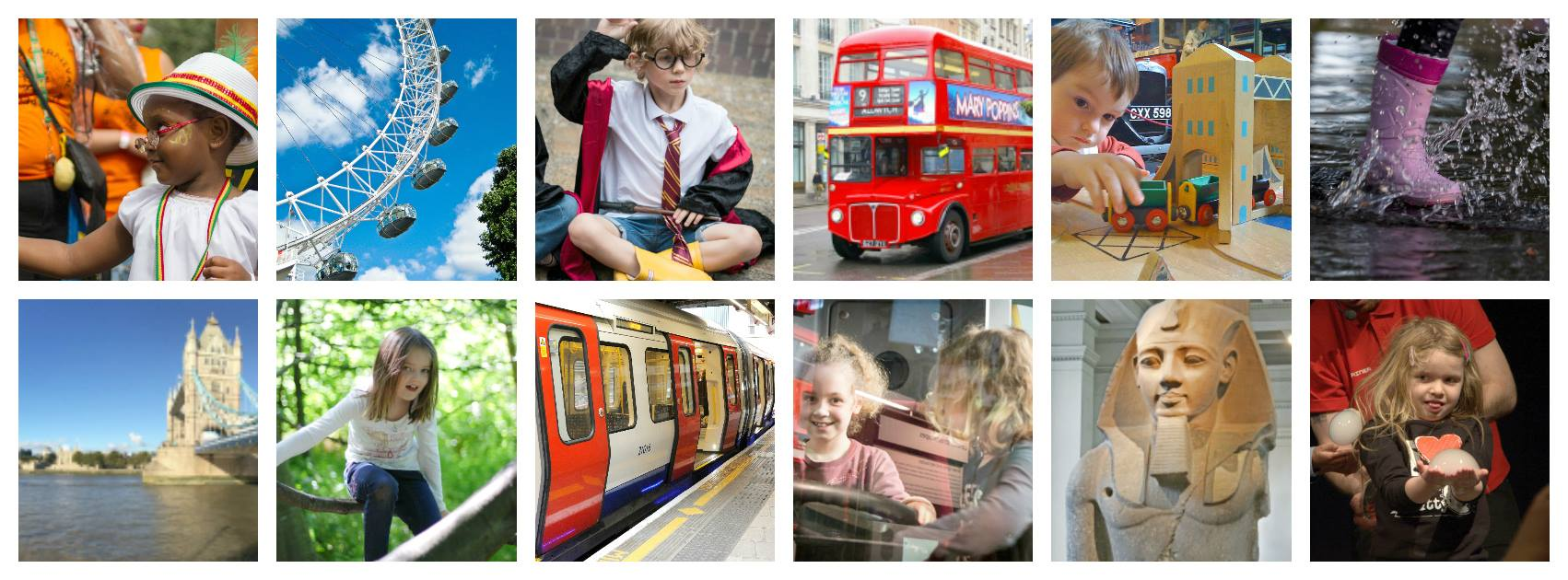 Fun family days out and cool stuff to do in and around London that kids will love