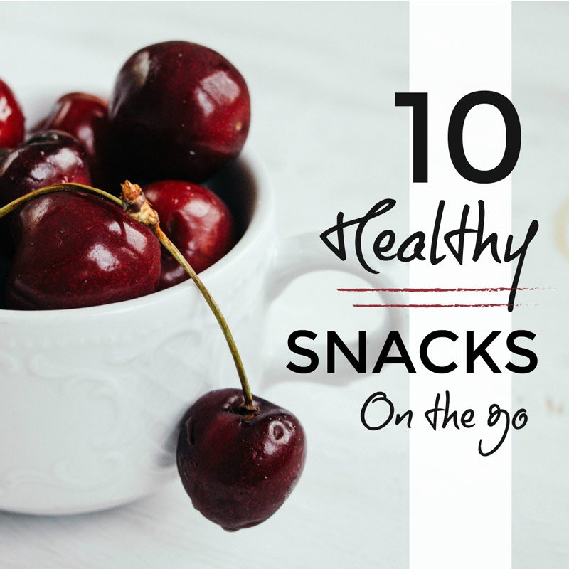 Healthy snacks on the go ... 10 easy high energy healthy snacks you can grab and go #healthysnacks #snacks #healthyhabits #healthyfood