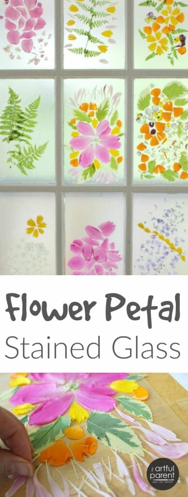 Flower crafts for kids - truly simple crafts for kids using actual flowers. Loads of ideas from flower painting and printing to flower suncatchers, flower playdough, potions and more giving children the chance to enjoy and explore flowers close up and understand the role of different parts of the flower in pollination #flowers #flowerpower #pollination #craftsforkids #plantscience #plants #petals #crafts