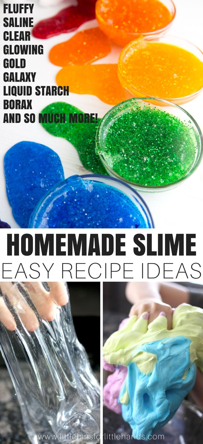 Homemade slime #slime #STEAM #science #nonnewtonianfluid