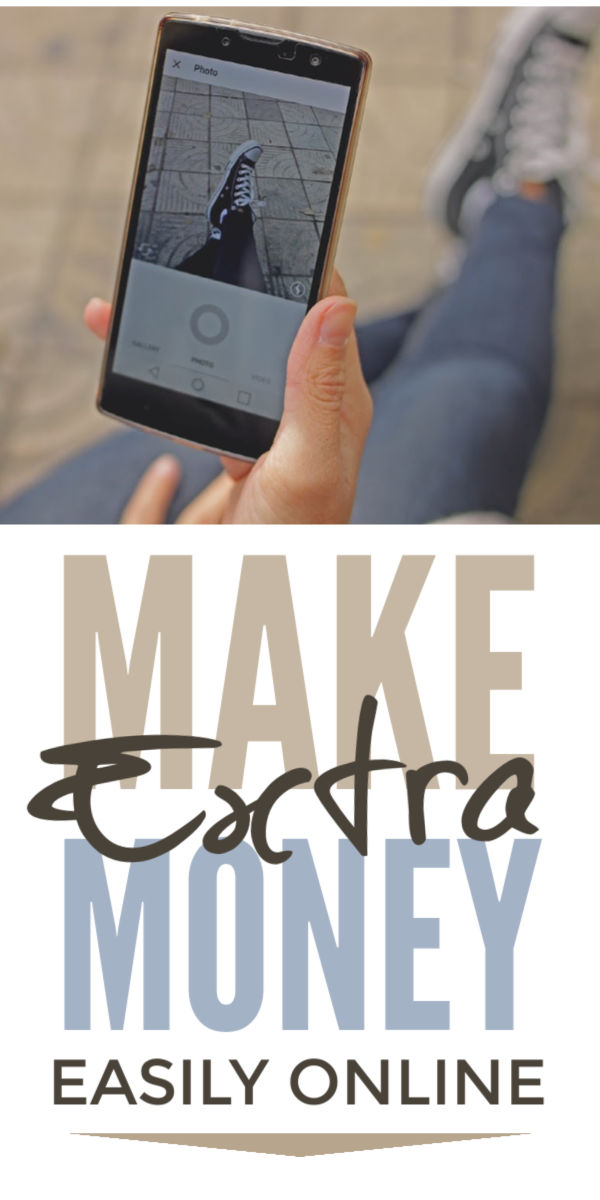 Make extra money online easily from home by selling your clutter and old clothes. Use these hacks and tips to make  extra cash with the least possible effort and declutter your home whilst you're at it #makemoney #makemoneyonline #makemoneyfromhome #makemoneyfast #selling #clutter #declutter #makeextramoney
