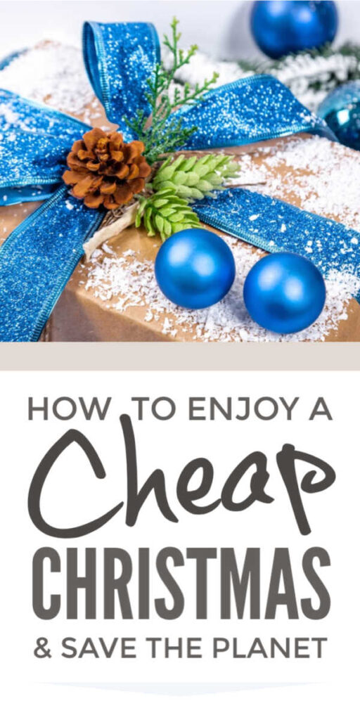 Cheap Christmas on a Budget