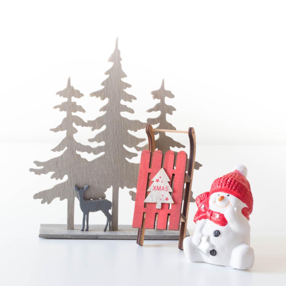 Kinder Joy Christmas 2019 Deer