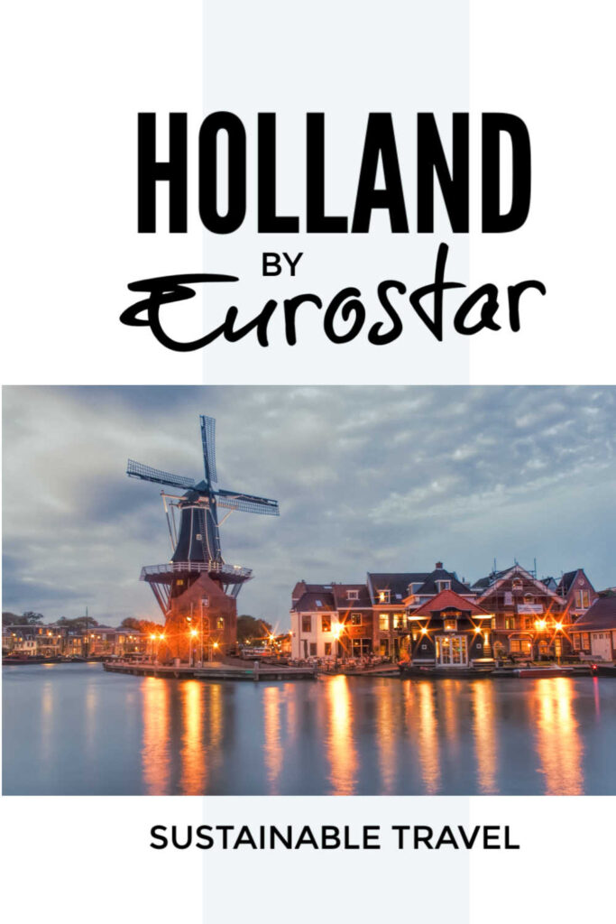 Holland By Eurostar