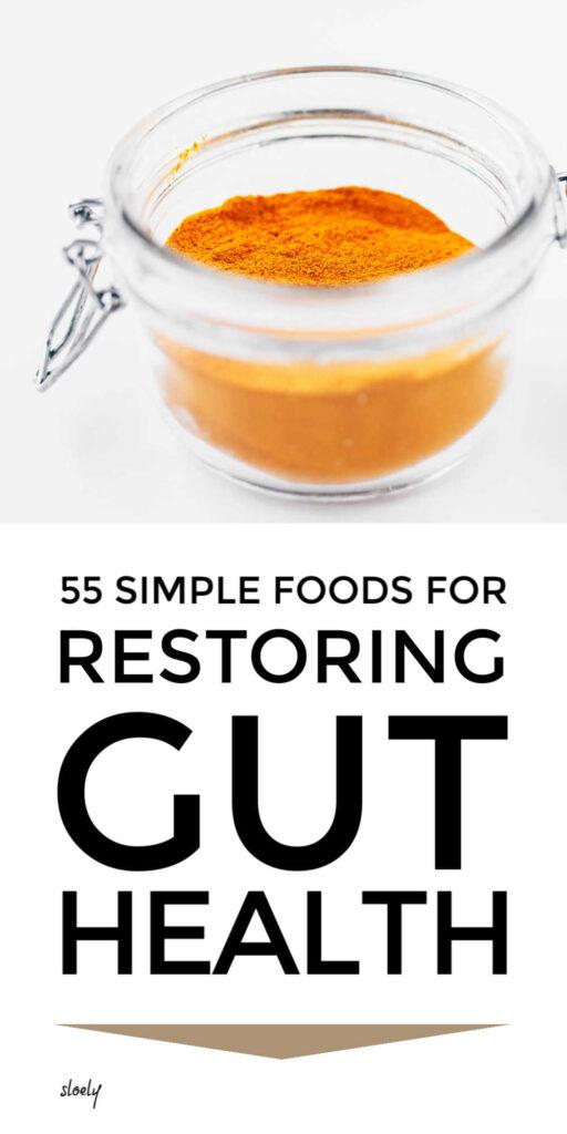 Restoring Gut Health