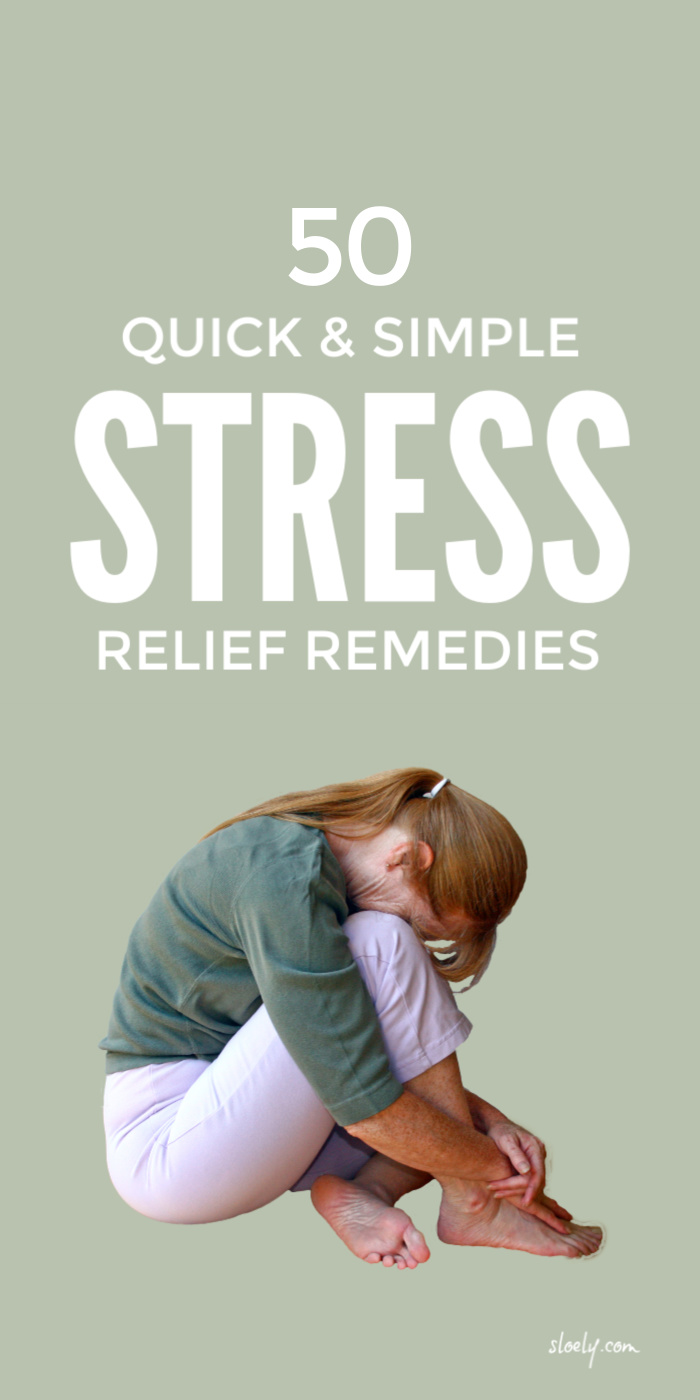 Stress Relief Remedies