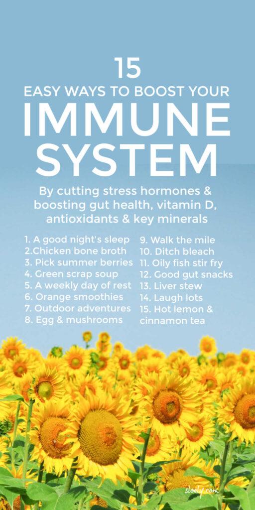 Immune System Boosts