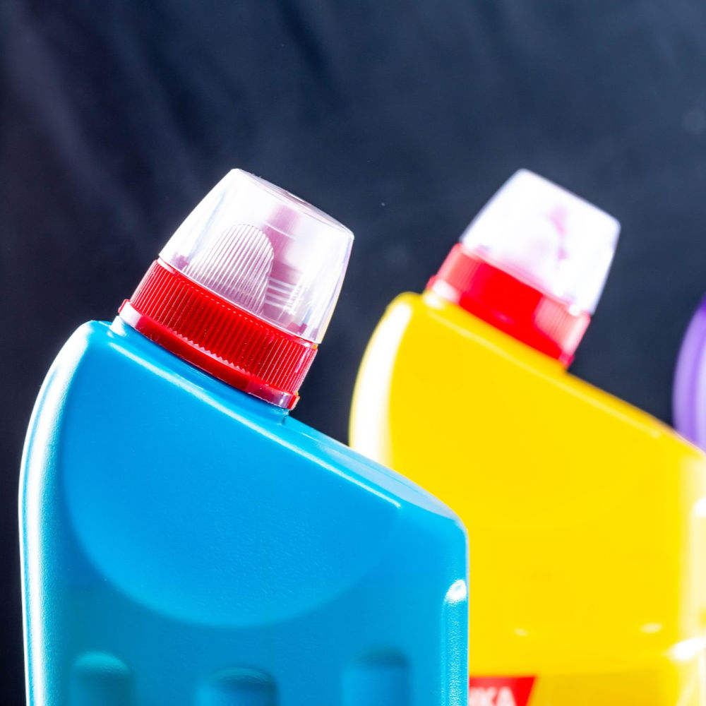 Cleaning With Bleach Safety Risks