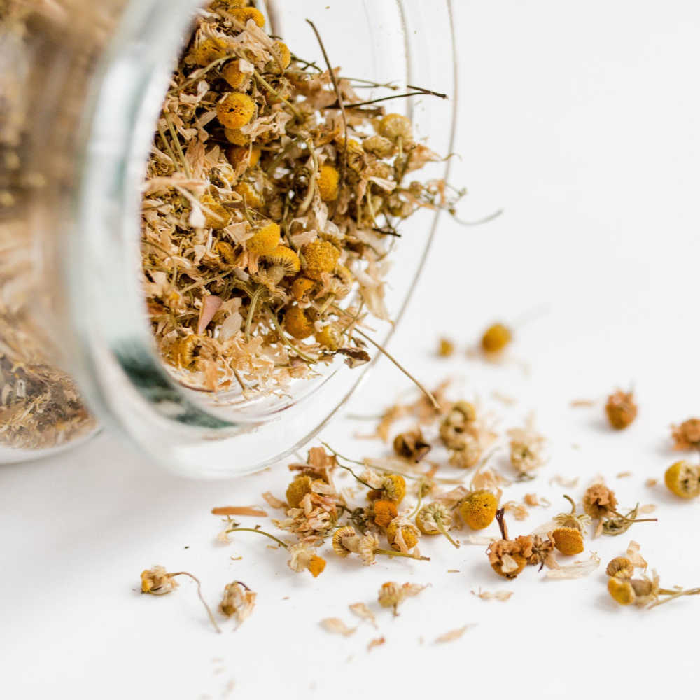 Herbal Teas for Natural Headache Relief